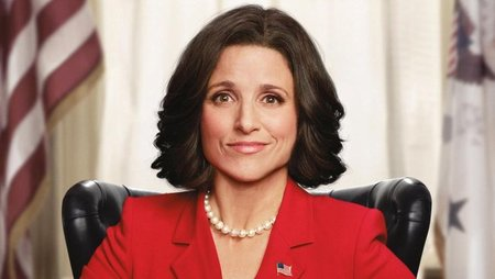 'Veep', el aburrimiento de la vicepresidenta