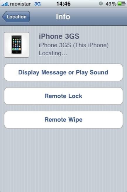 Foto de Find my iPhone (3/9)