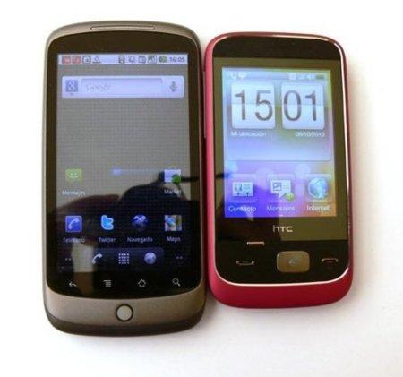 HTC Smart, justo lo que promete