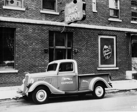 Historia camionetas Ford