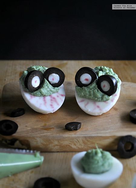 Monster Eggs O Huevos Monstruosos
