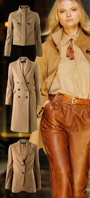 Foto de Mango Otoño-Invierno 2010/2011: apúntate a la moda de los colores camel y teja (2/5)