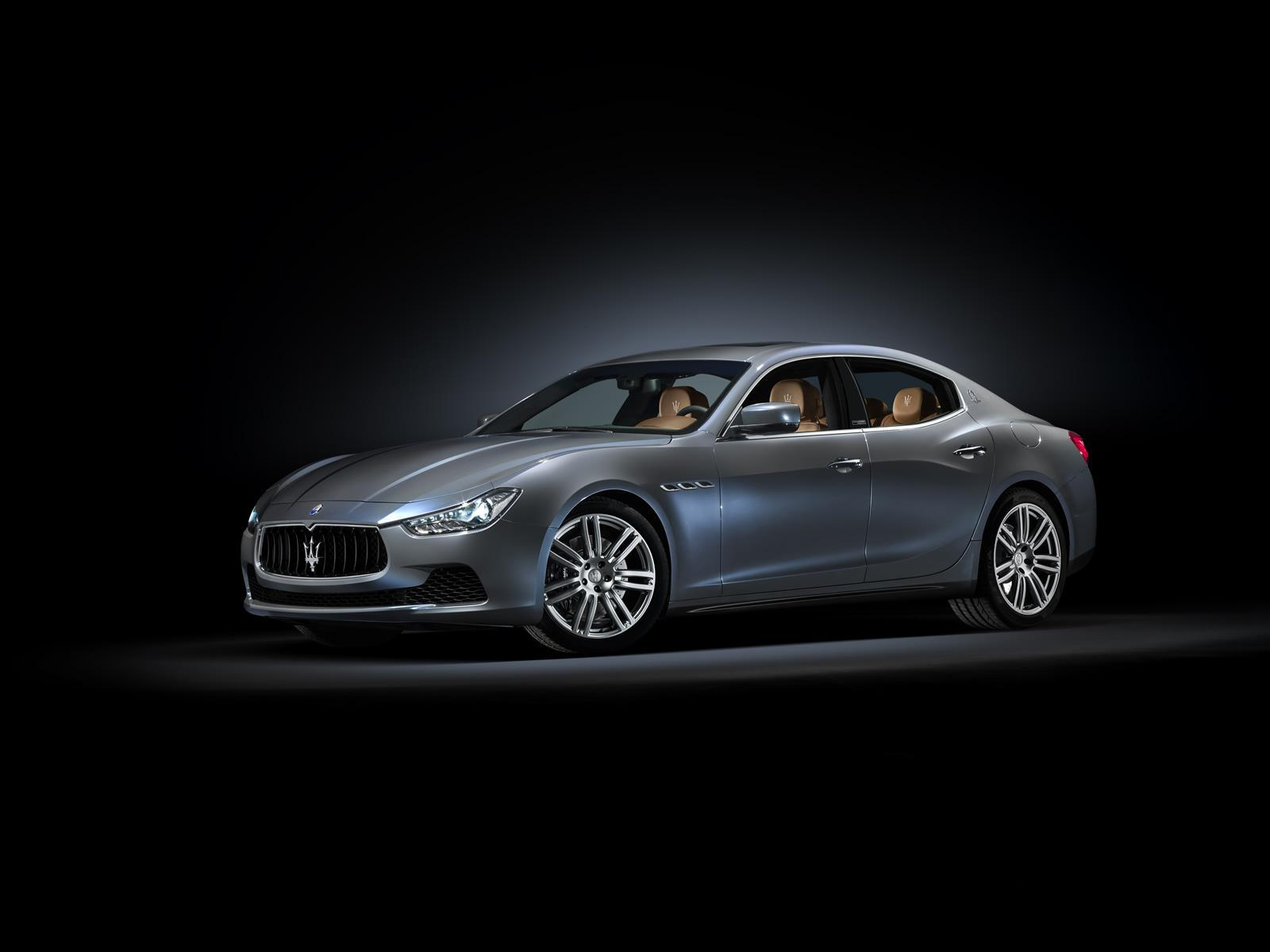 Foto de Maserati Ghibli Ermenegildo Zegna Edition (1/12)