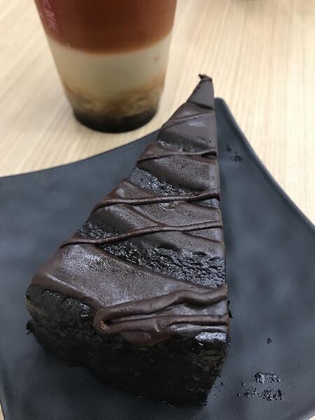 Gong Cha Plaza Gran Terraza Coapa Bubble Tea Paste Chocolate