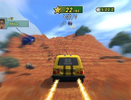 Nintendo anuncia Excite Truck 2 para Wii