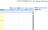 Tasks en Google Calendar