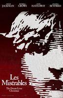 'Los miserables', tráiler y cartel de la nueva adaptación con Hugh Jackman, Russell Crowe y Anne Hathaway