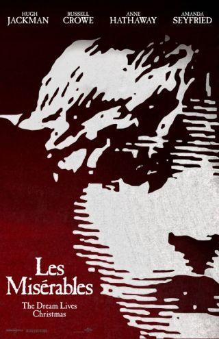 El primer cartel de Los Miserables