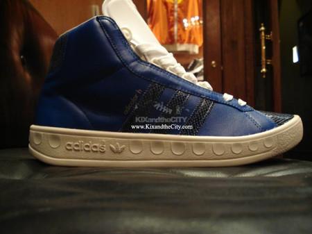 """Adidas Adicolor High, """"Blue Snakes"""""""