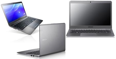 Serie 5 de Samsung, los nuevos ultrabooks de la marca a precios contenidos