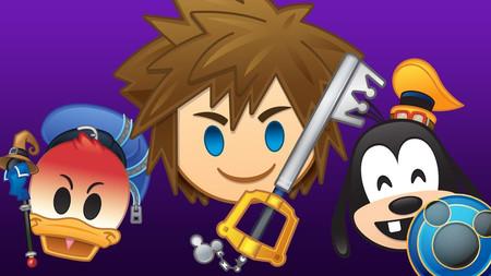 Disney te resume toda la saga Kingdom Hearts en clave de Emoji
