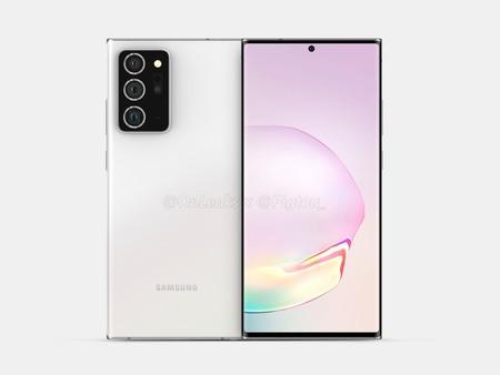 El Galaxy Note 20+ será un Galaxy S20 Ultra con lápiz y casi el mismo enorme módulo fotográfico, según estos renders