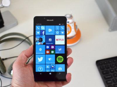 Lumia 950 tras un mes de uso: potencialmente enorme, realmente minoritario