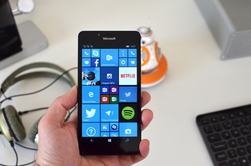 Lumia 950: potencialmente enorme, realmente minoritario