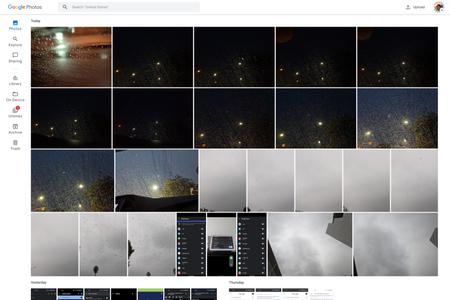 Google Fotos Nuevo Diseno Tablets
