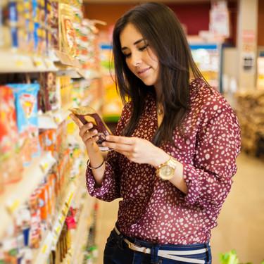 Perder peso en el supermercado: te enseñamos a leer las etiquetas nutricionales de los productos