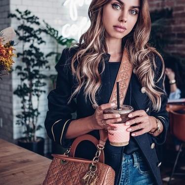"""Dior lanza unas pajitas reusables que te permitirán ser eco-friendly y hacer bebidas """"de lujo"""""""