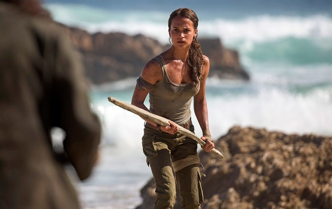 Alicia Vikander As Lara Croft Tomb Raider 02