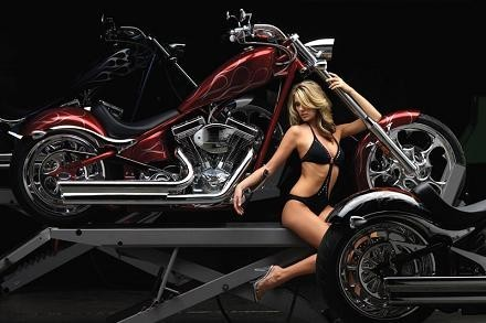 Big Dog Motorcyles, la moto del mes