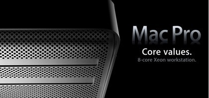 Nuevos Mac Pro con 8 núcleos y bajada de precios en Cinema Displays
