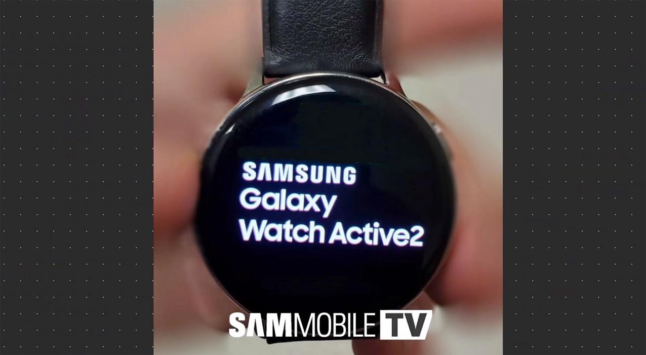 El Samsung Galaxy Watch Active 2 integrará ECG y detección de caídas, como el Apple Watch, según SamMobile