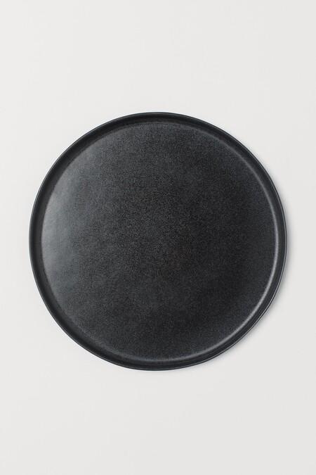 Plato negro