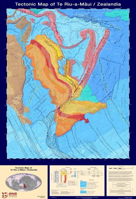 Tectonic Map