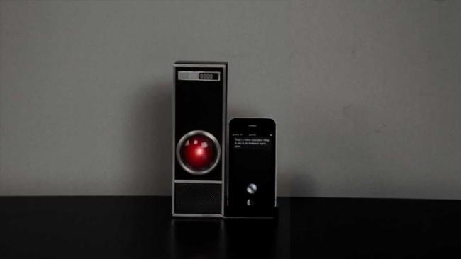 Iris 9000: el primer y temible accesorio pensado para trabajar con el asistente Siri