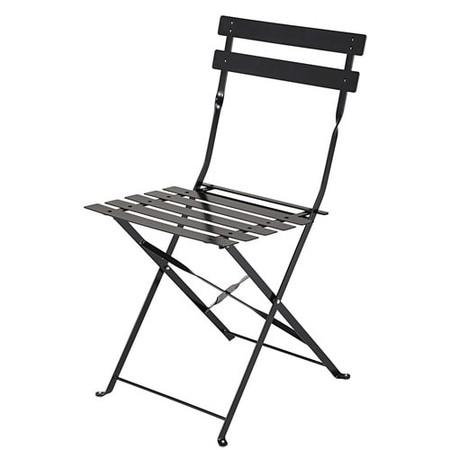 7 sillas plegables que te ayudar n a que todos tengan su for Sillas plegables diseno