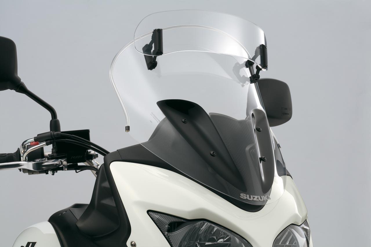 Foto de Suzuki V-Strom 650 2012, fotos de ambiente y accesorios (30/32)
