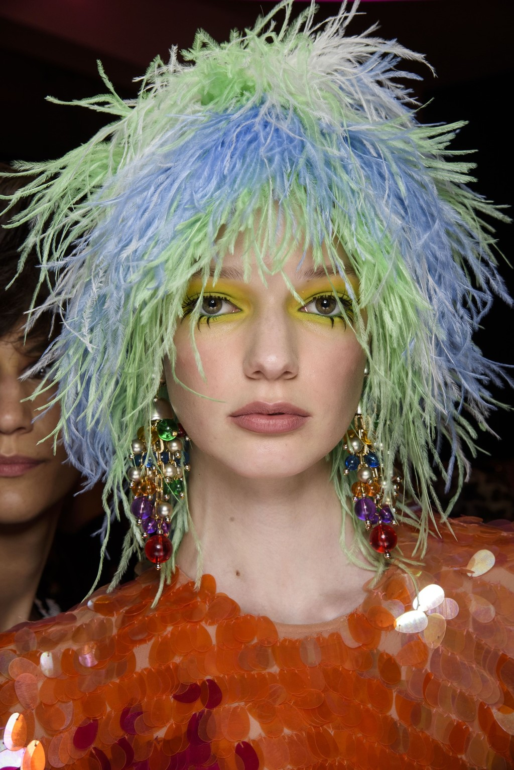 17 maquillajes fantasía para lucir este Carnaval inspirados en la Semana de la Moda de Londres