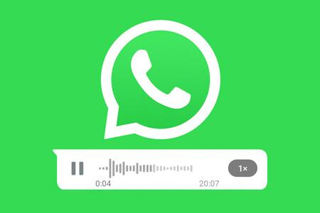 WhatsApp se prepara para transcribir las notas de voz a texto