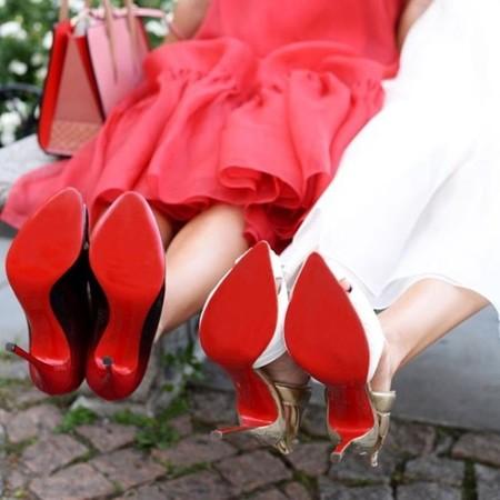 Suela Roja
