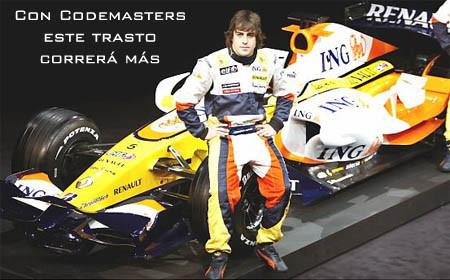 Codemasters se hace con la Fórmula 1