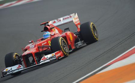 Fernando Alonso minimiza la sangría de puntos con una carrera excelente