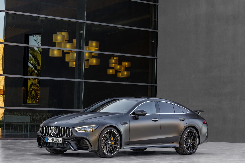 Foto de Mercedes-AMG GT (4 puertas) (37/40)