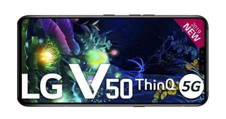 El LG V50 ThinQ 5G llega a España por ahora en exclusiva con Vodafone: precio y disponibilidad oficiales