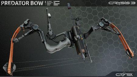 Crysis 3 (Predator Bow)