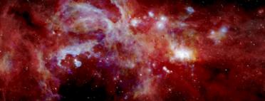 Se publica una imagen del centro de nuestra galaxia a una resolución nunca vista con anterioridad