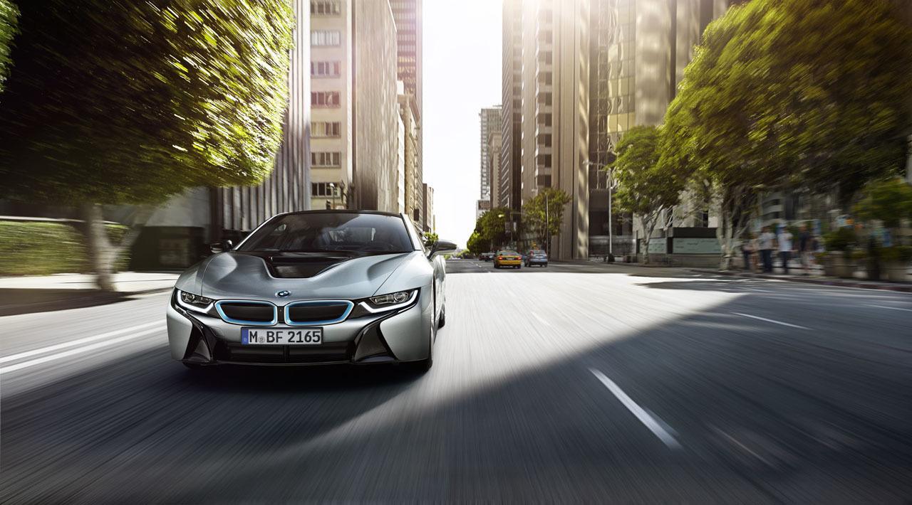 Foto de BMW i8 (27/124)