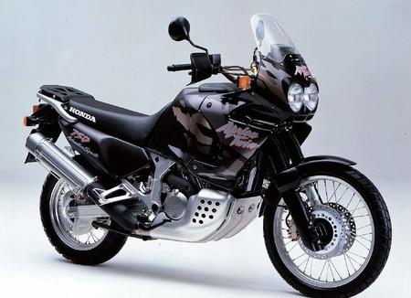 Honda Xrv750 Africa Twin 1