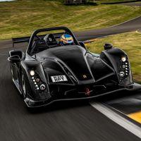 Radical Rapture es el nombre de la nueva barqueta homologada para carretera de Radical Sportscars