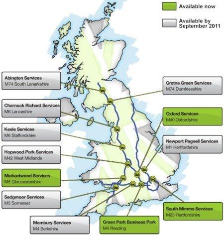 Ecotricity Inglaterra