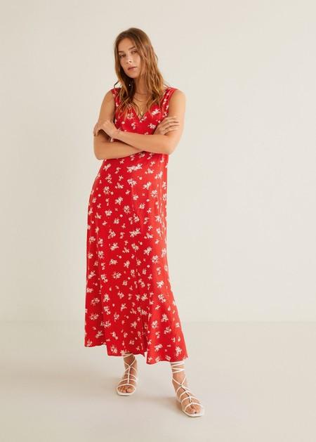 Vestido Verano Rebajas Mango 08