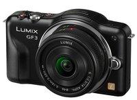 Gadgets México 2011: Panasonic Lumix GF3 la DSLR más pequeña con flash integrado