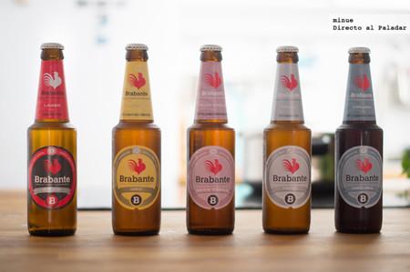 Cata de cervezas Brabante