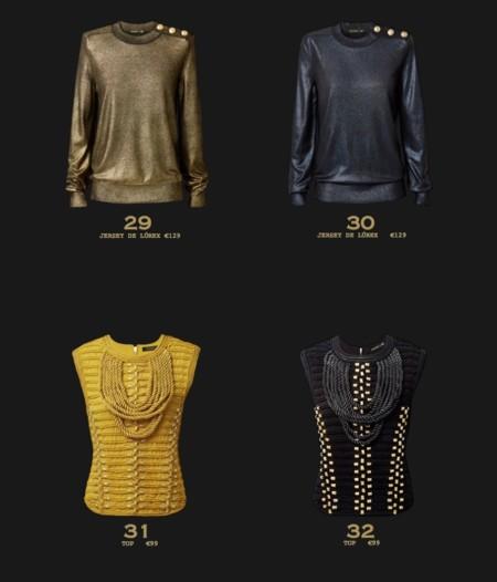 Balmain Hm Prices 8