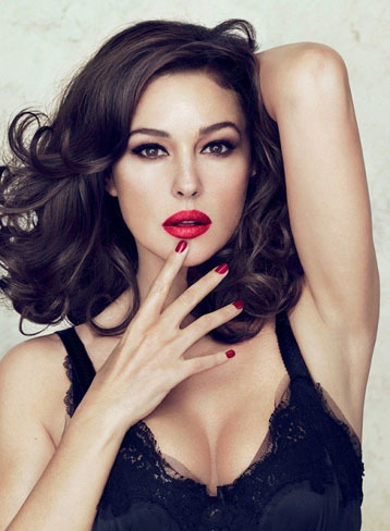 Dolce & Gabbana presenta Monica (Bellucci) Lipstick Collection