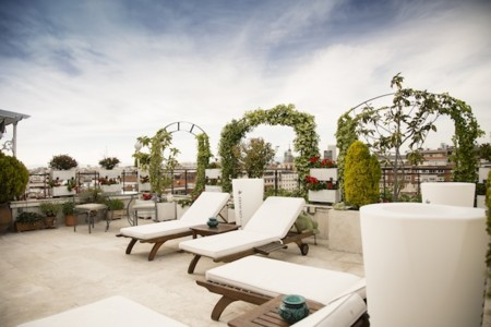 Las Terrazas de Autor de Gin Mare, nos acercarán este verano aún más al cielo de Madrid