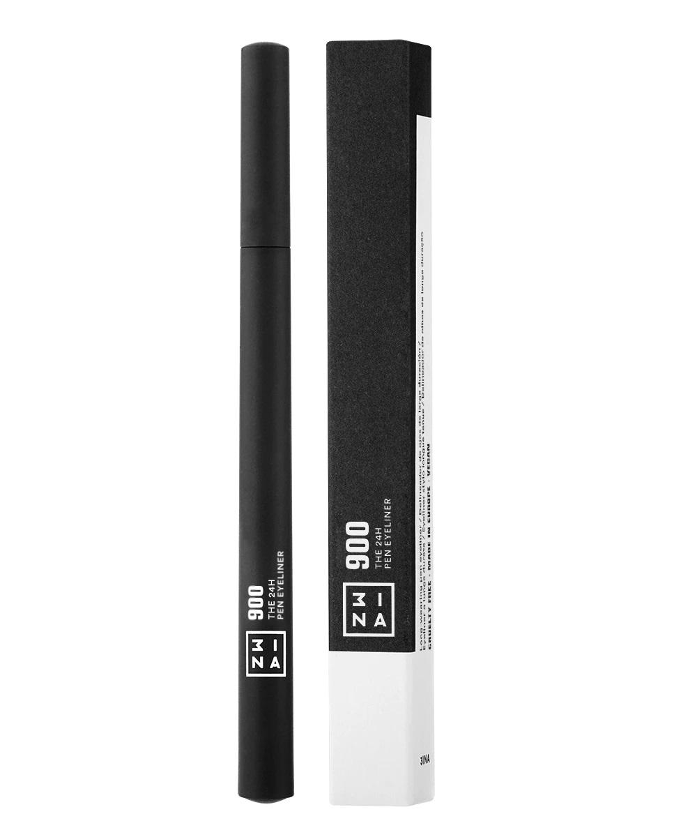Rotulador eyeliner The 24H Pen de 3INA